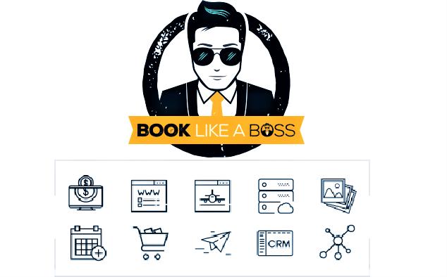 book like a boss banner
