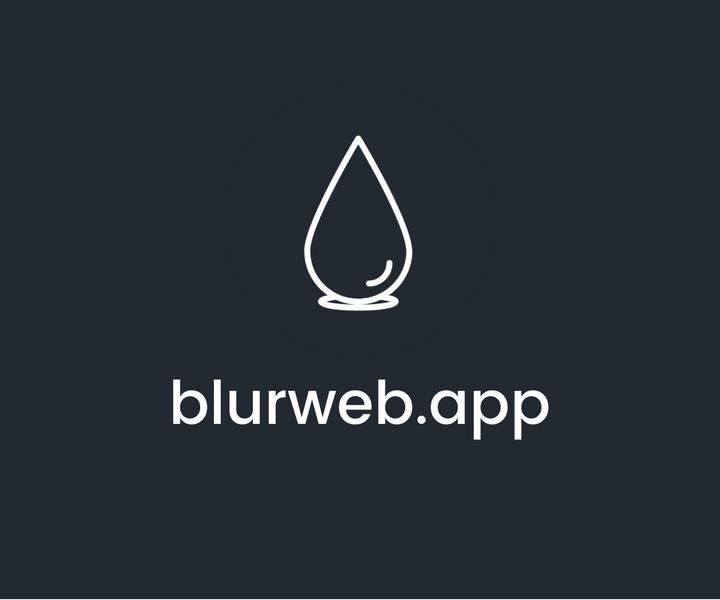 Blurweb log
